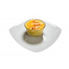 Crème brûlée à la mangue