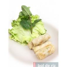 Omelette aux crevettes ou au crabe ou légumes(au choix)