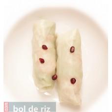 Rouleaux de Printemps (cru)(froid)(cold) (2 pièces)