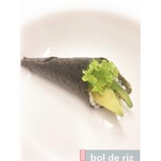 Temaki (végétarien)