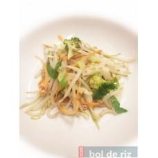 Marché au légumes (végétatirien)